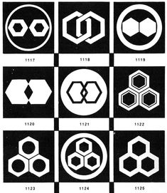 The hexagon & its variants. (iii) Handmade tiles can be colour coordinated and customized re. shape, texture, pattern, etc. by ceramic design studios