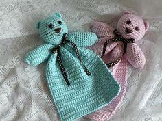 Little Lovey Bear by Robin Dykema.  $2.50 for pattern 10/14.