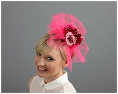 Flirt #alotlikeamy #hairaccessories #handmade #headband
