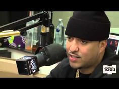 Interview With French Montana At The Breakfast Club Power 105.1 [Part 1]