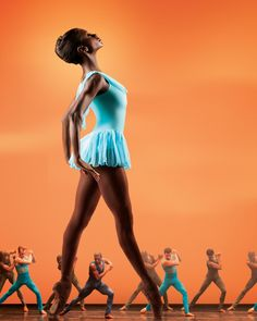 Ashley Murphy, Dance Theatre of Harlem