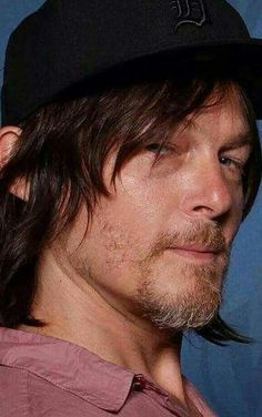 Norman Reedus - he looks as uf he knows what y'all nasty ppl are thinking about him. And he likes it.