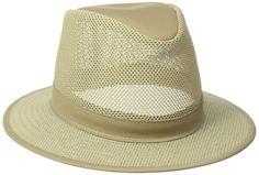 (eBay link) Henschel Safari Packable Breezer Hat Khaki Large  fashion   clothing  . Fedora Hat WomenBest ... ddc87467e30