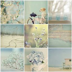 All the pretty pastels