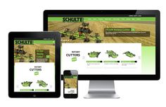 A look at Schulte Industries brand new responsive web design and why using great images will make your website shine. Responsive Web Design, Industrial, Make It Yourself, How To Make, Image