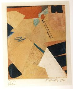"""""""Kurt Schwitters: Color and Collage"""" at Princeton"""