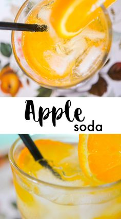 APPLE SODA | OMENASOODA