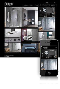 עיצוב אתר של קבוצת חמת News Design, Studio, Study, Studios, Studying