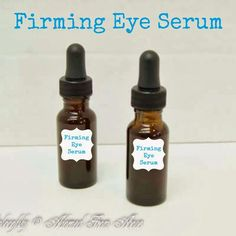 Adorned From Above: Firming Eye Serum