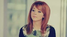 Lindsey Stirling's haircut. I love it!