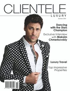 Newly minted #DWTS champ @Maksim Ostarhov cvetkovic graces the June cover of @ClienteleLuxury magazine pic.twitter.com/cILTCfYg8n