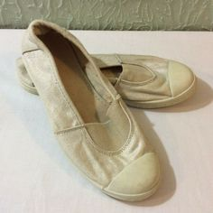 858c678782a Details about White red women silk satin lace mesh flat ballet bow Wedding  shoes Bridal size. Old Navy ...