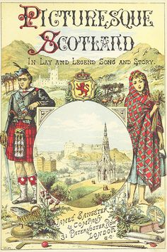 "British Library digitised image from page 7 of ""Picturesque Scotland, its romantic scenes and historical associations, described in lay and legend, song and story ."