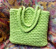 Bolsa Verde limão