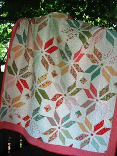 Quilting: Summer Breeze - 4 size options