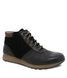 110eade299cd Dansko Ginny High Top Water Resistant Leather Sneakers
