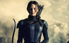 'The Hunger Games: Mockingjay Part Author Suzanne Collins Praises Jennifer Lawrence In Her Goodbye Letter Hunger Games La Révolte, Hunger Games Mockingjay, Mockingjay Part 2, Hunger Games Catching Fire, Hunger Games Trilogy, Katniss Everdeen, Katniss Et Peeta, Jennifer Lawrence Movies, Jennifer Lawrence Hunger Games