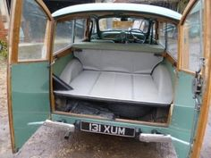 Classic Morris Minor Traveller Cars for Sale Gmc Trucks, Cool Trucks, Classic Mini, Classic Cars, Morris Traveller, Shooting Brake, Morris Minor, Commercial Vehicle, Car Travel