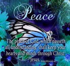 Philippians 4:7 (1611 KJV !!!!)