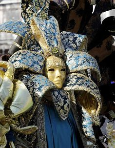 The Venice Carnival 2011 | Italian Style in Kuwait