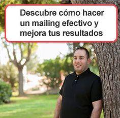 [Guia] para hacer un mailing efectivo en 6 pasos y obtener resultados incrementando las ventas de tu empresa a traves del email marketing.