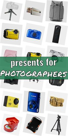 Are you looking for a present for a photographer? Then you are right Read our huge article of gifts for photograpy lovers. We show you great gift ideas for photographers which will make them happy. Purchasing gifts for photography lovers doenst need to be tough. And do not necessarily have to be costly. #presentsforphotographers Presents For Photographers, Chicken Zucchini, Hd 1080p, Popsugar, All In One, Great Gifts, Lovers, Entertaining, Gift Ideas