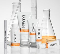 """When you use the right skincare, it shows. Think: glowing with confidence. REVERSE Brightening Regimen helps brighten skin and diminishes the look of wrinkles for a younger-looking you. """"PIN"""" if you boosted your skin self-esteem with REVERSE. Toner For Face, Skin Toner, Rodan And Fields Reverse, Rodan And Fields Consultant, Independent Consultant, Vitamins For Skin, Uneven Skin Tone, Dull Skin, Skin Brightening"""