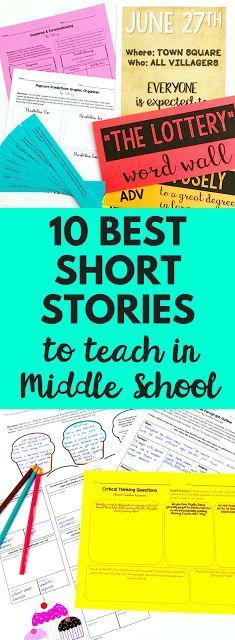 Top ten short storie