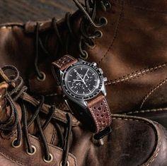 Omega Speedmaster Elegant Watches, Beautiful Watches, Expensive Watches, Omega Speedmaster, Luxury Watches For Men, Fashion Watches, Cool Watches, Watch Bands, Omega Watch