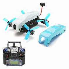 249.99$ Buy now - http://aliidz.worldwells.pw/go.php?t=32712946943 - New Arrival Eachine Racer 180 FPV Drone F3 6DOF 350mW 5.8G 40CH VTX 1000TVL CCD Camera w/ I6 Remote Control RTF RC Multicopter