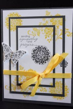 Triple Time Technique by tarabranham - Cards and Paper Crafts at Splitcoaststampers