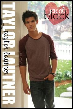 Taylor Lautner in Henley Long is listed (or ranked) 15 on the list Hot Taylor La. - Taylor Lautner in Henley Long is listed (or ranked) 15 on the list Hot Taylor Lautner Photos - Jacob Black Twilight, Twilight Saga, Celebrity Outfits, Celebrity Crush, Taylor Lautner Shirtless, Taylor Jacobs, Sharkboy And Lavagirl, My Own Worst Enemy, Collateral Beauty