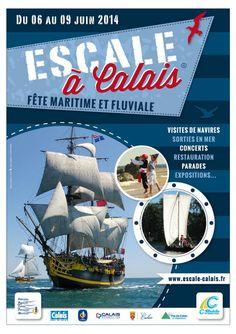Fête maritime Calais 2014