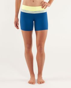 Versatile, good-looking, dependable...these are the kinds of shorts you can really bring home to Mom.