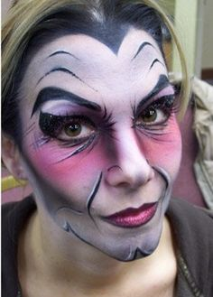 halloween face makeup | Halloween Face and Special Effects Painting