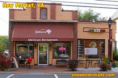 Jalisco Mexican Restaurant is your best bet for decent food on a stopover in New Market, Virginia. Pops Restaurant, Tampa Florida, New Market, East Coast, New England, Rv, Virginia, Restaurants, Mexican