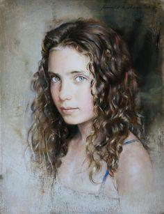 Masters of Portrait Art - Fine Artist & Portrait Artist Ronald N. Sherr