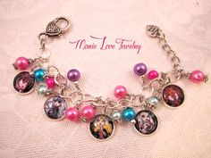 Monster High Bracelet Monster High Jewelry by MarieLoveJewelry, $21.00