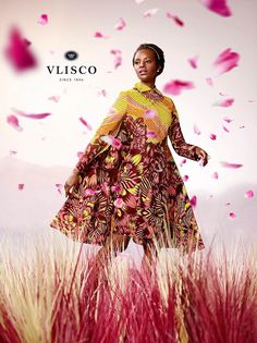 Vlisco pop-up shop in de Bijenkorf