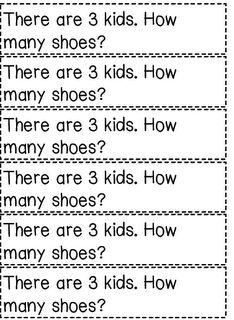 solved maths problems for children