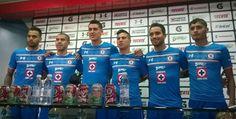 Cruz Azul presenta oficialmente a sus refuerzos