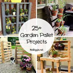 25  garden pallets projects | NoBiggie.net
