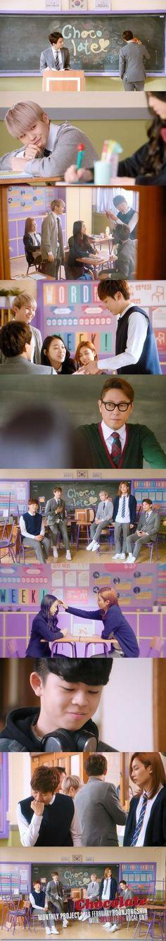 "SEVENTEEN、ユン・ジョンシンとのコラボソング「Chocolate」MVを公開""少年たちの甘い告白"" - K-POP - 韓流・韓国芸能ニュースはKstyle"