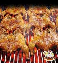 Pollo Feliz Vallarta: Al Carbón sabe MEJOR!  #PolloFeliz #PuertoVallarta #Vallarta #PolloAsado #AlCarbon