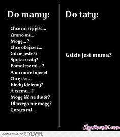 Mamusia zawsze jest potrzebna ... <3