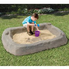The Landscape Architects Sandbox - Hammacher Schlemmer-$500.00 for a SANDBOX!!!!!!