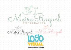 Serviço: Logo Cliente: Meire Raquel Paiva Cidade: Rio de Janeiro - RJ Logovisual é marcas com criatividade. #logovisual
