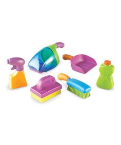 Another great find on #zulily! New Sprouts® Clean It! Set #zulilyfinds