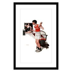 Marmont Hill Champ Wall Art - MH-RCK-T60-9220429-BFP-18