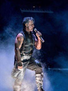 Lindemann on stage❤️